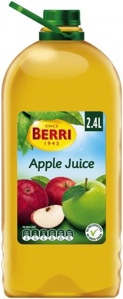 Berri Apple Juice 2.4 L (TP-0079)