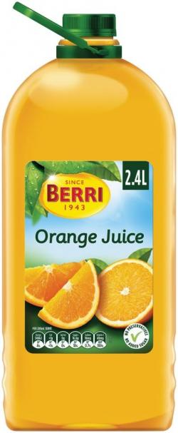 Berri Orange Juice 2.4 L (TP-0082)