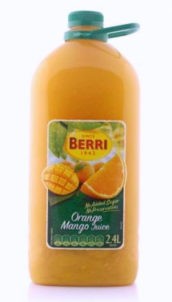 Berri Orange Mango Juice 2.4 L (TP-0083)