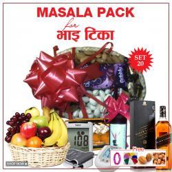 Bhai Tika Masala Gifts - Set 20