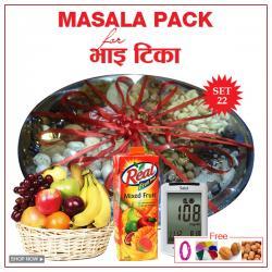 Bhai Tika Masala Gifts - Set 22