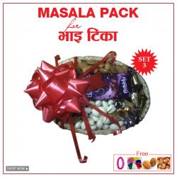 Bhai Tika Masala Gifts - Set 3