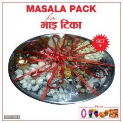 Bhai Tika Masala Gifts - Set 4