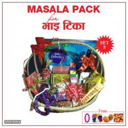 Bhai Tika Masala Gifts - Set 5
