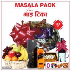 Bhai Tika Masala Gifts - Set 19