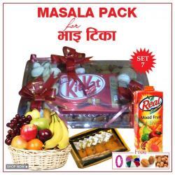 Bhai Tika Masala Gifts -Set 7