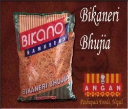 Bikano Bikaneri Bhujia 400gm - (TP-0130)