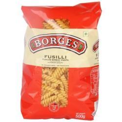 Borges Fusilli Pasta 500g (TP-0062)
