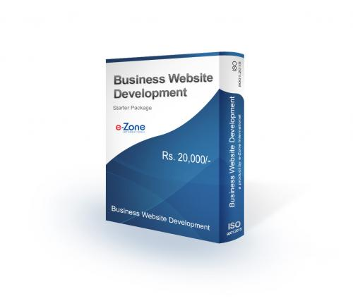 Business Website Development Starter Package
