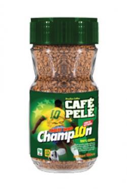 Cafe Pele Champion Freeze Dried Coffee 100g - (TP-0189)