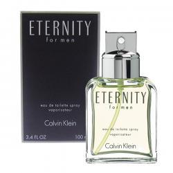 Calvin Klein Eternity For Men Eau de Toilette Spray 100ml - (INA-039)