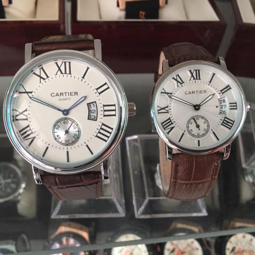Cartier Couple Watch