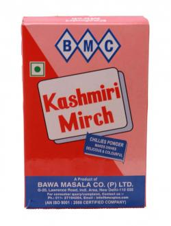 BMC Kashmiri Mirch Powder 100gm - (TP-0113)