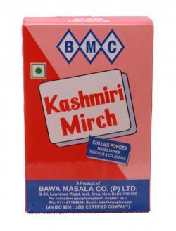 BMC Kashmiri Mirch Powder 100gm - (TP-0113)