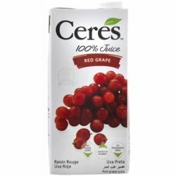 Ceres Red Grape Juice 1L (TP-0087)