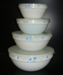 Microwave Bowl Set