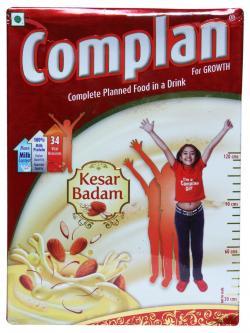 Complan Kesar Badam 400gm - (TP-0193)