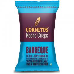 Cornitos Nacho Crisps Barbeque 140gm - (TP-0100)