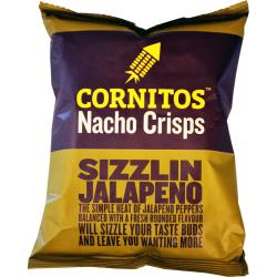 Cornitos Nacho Crisps Cheese and Herbs 60gm - (TP-0103)