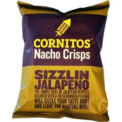 Cornitos Nacho Crisps Cheese and Herbs 60gm - (TP-0103)