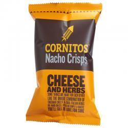 Cornitos Nacho Crisps Cheese and Herbs 140gm - (TP-0101)