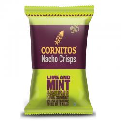 Cornitos Nacho Crisps Lime and Mint 140gm - (TP-0102)