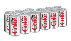 Diet Coke 330ml X 12 (TP-0043)