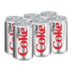 Diet Coke 330ml X 6 (TP-0044)