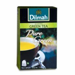 Dilmah Green Tea 20 Tea Bags - (TP-0198)