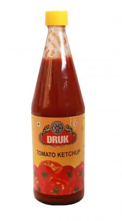 Druk Tomato Ketchup 1kg (TP-0009)
