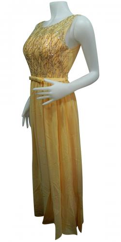 Party Wear Long Gown For Ladies - (WM-0026)