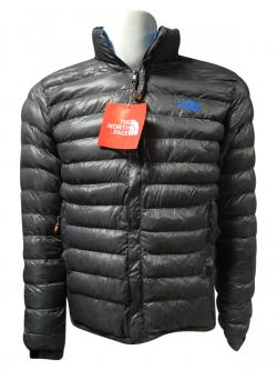 High Copy North Face Black Down Jacket - (TP-143)