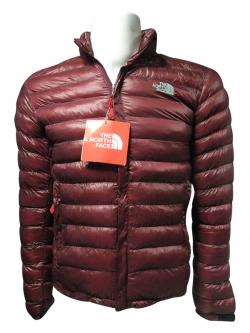 High Copy North Face Maroon Down Jacket - (TP-145)