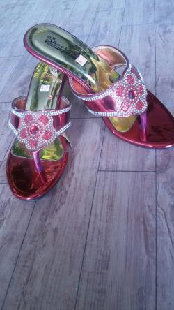 Party Wear Heels Sandals SH-017