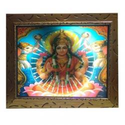 Goddess Laxmi Photo - (LT-004)