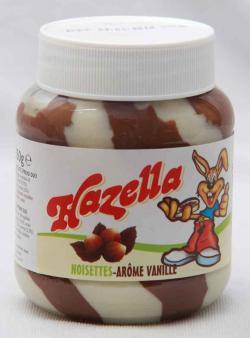 Hazella Noisettes Vanilla Spread 350g (TP-0073)
