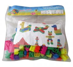 Plastic Blocks - (NUNA-001)