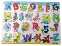 Alphabet Puzzle - (NUNA-003)