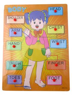 Body Puzzle - (NUNA-004)