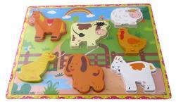 Animal Blocks - (NUNA-017)