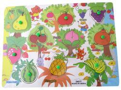 Fruit Puzzle - (NUNA-019)