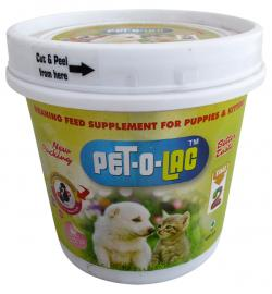 Pet-O-Lac Weaning Supplement - (ANP-058)
