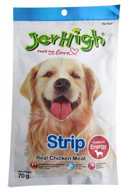 Jer High (Strip) Dog's Food - (ANP-003)