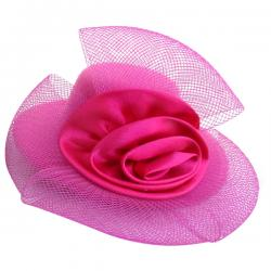 Beautiful Dog Hat With Rose - (ANP-033)