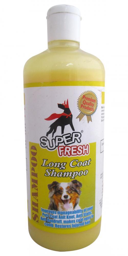 Super Fresh Long Coat Shampoo - (ANP-036)