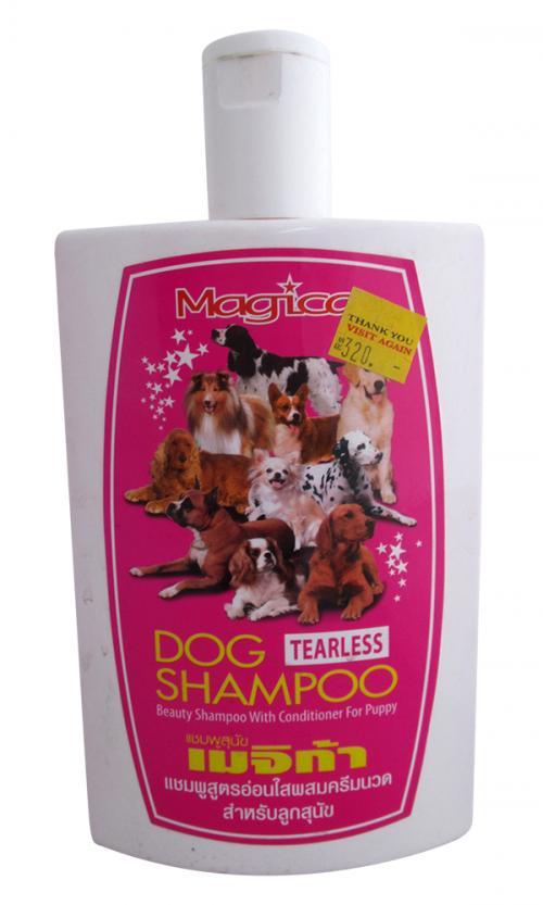 Magica Tearless Dog Shampoo - (ANP-039)