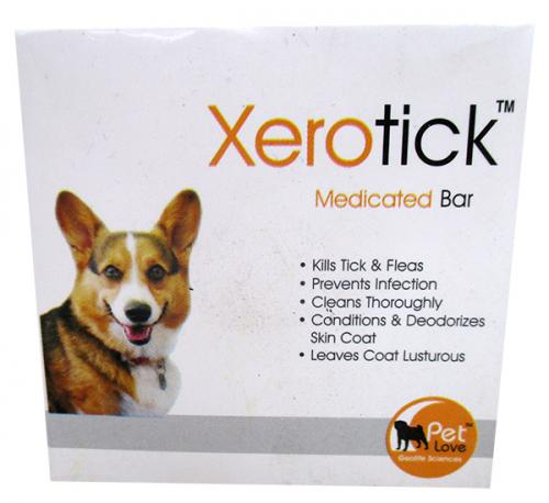 Xerotick Medicated Bar - (ANP-042)