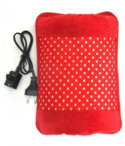 HEJ With Velvet Hand Pocket Hot Bag - (MANSA-008)