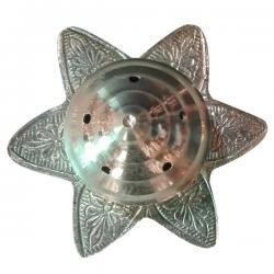 Flower Designed Dhoop Stand - 80gm - (NBN-025)