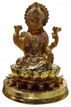 Statue Of Laxmi - Small - (NBN-048)